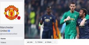 Manchester United – Edukalt läbi sotsiaalmeedia miljonite fännideni